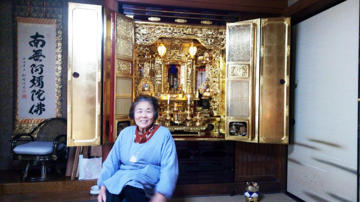 仏壇お洗濯洗浄修復の麗光堂